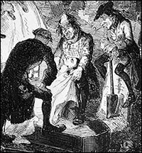 an analysis of the principles of resurrection in a tale of two cities novel by charles dickens A tale of two cities study guide contains a biography of charles dickens, literature essays, a complete e-text, quiz questions, major themes, characters, and a.